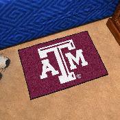 Texas A&M Starter Rug 19x30