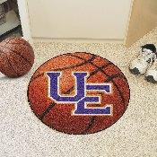 Evansville Basketball Mat 27 diameter