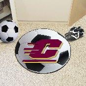 Central Michigan Soccer Ball