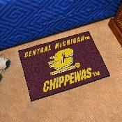 Central Michigan Starter Rug 19x30