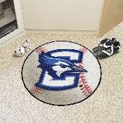 Creighton Baseball Mat 27 diameter