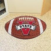 Valdosta State Football Rug 20.5x32.5