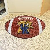 Kentucky Football Rug 20.5 inch x 32.5inch