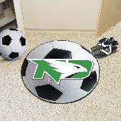 North Dakota Soccer Ball