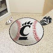 Cincinnati Baseball Mat 27 diameter