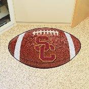 Southern California Football Rug 20.5x32.5
