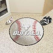 Buffalo Baseball Mat 27 diameter
