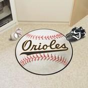 Retro Collection - 1954 - MLB - Baltimore Orioles Baseball Mat 27