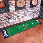 MLB - Houston Astros Putting Green Mat 18