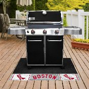 Retro Collection - 1908 - MLB - Boston Red Sox Grill Mat 26