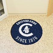 Retro Collection - 1911 - MLB - Chicago Cubs Roundel Mat 27
