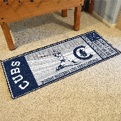 Retro Collection - 1911 - MLB - Chicago Cubs Ticket Runner 30