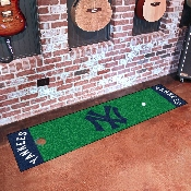 MLB - New York Yankees Putting Green Mat 18