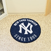 MLB - New York Yankees Roundel Mat 27