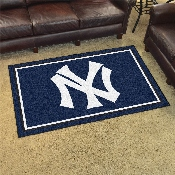 MLB - New York Yankees 4x6 Rug 44