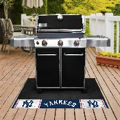 Retro Collection - 1927 - MLB - New York Yankees Grill Mat 26