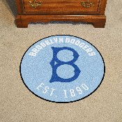 Retro Collection - 1944 - MLB - Los Angeles Dodgers Roundel Mat 27