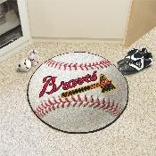 Retro Collection - 1946 - MLB - Boston Braves Baseball Mat 27