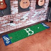 Retro Collection - 1949 - MLB - Los Angeles Dodgers Putting Green Mat 18