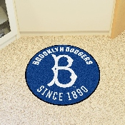 Retro Collection - 1949 - MLB - Los Angeles Dodgers Roundel Mat 27