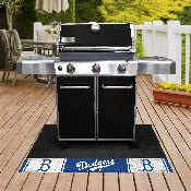 Retro Collection - 1949 - MLB - Brooklyn Dodgers Grill Mat 26