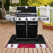 Retro Collection - 1950 - MLB - St. Louis Cardinals Grill Mat 26