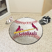 Retro Collection - 1950 - St. Louis Cardinals Baseball Mat 27