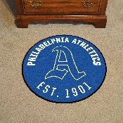 Retro Collection - 1954 - MLB - Philadelphia A's Roundel Mat 27