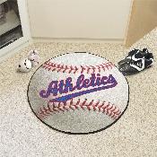 Retro Collection - 1954 - MLB - Philadelphia A's Baseball Mat 27