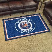 MLB - Detroit Tigers 4x6 Rug 44