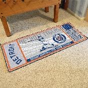 MLB - Detroit Tigers Ticket Runner 30