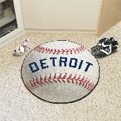 Retro Collection - 1964 - MLB - Detroit Tigers Baseball Mat 27
