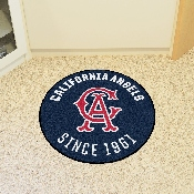 Retro Collection - 1966 - MLB - Los Angeles Angels Roundel Mat 27