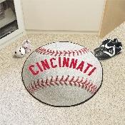 Retro Collection - 1967 - MLB - Cincinnati Reds Baseball Mat 27
