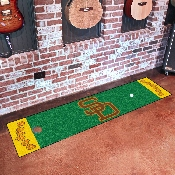Retro Collection - 1969 - MLB - San Diego Padres Putting Green Mat 18