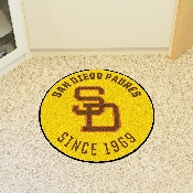 Retro Collection - 1969 - MLB - San Diego Padres Roundel Mat 27
