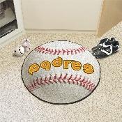 Retro Collection - 1969 - MLB - San Diego Padres Baseball Mat 27