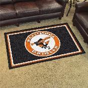 Retro Collection - 1975 - MLB - Baltimore Orioles 4x6 Rug 44