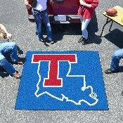 Louisiana Tech Tailgater Rug 5'x6'