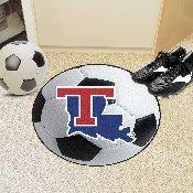 Louisiana Tech Soccer Ball