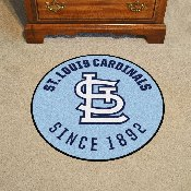Retro Collection - 1976 - MLB - St. Louis Cardinals Roundel Mat 27