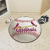 Retro Collection - 1976 - MLB - St. Louis Cardinals Baseball Mat 27