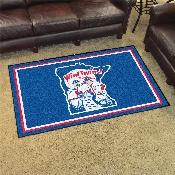 MLB - Minnesota Twins 4x6 Rug 44