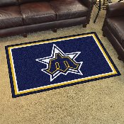Retro Collection - 1981 - MLB - Seattle Mariners 4x6 Rug 44