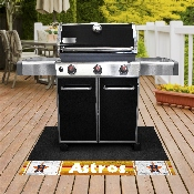 MLB  Houston Astros Grill Mat 26