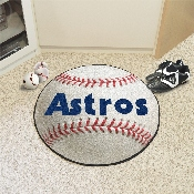 MLB  Houston Astros Baseball Mat 27