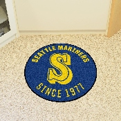 Retro Collection - 1989 - MLB - Seattle Mariners Roundel Mat 27