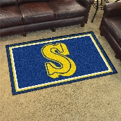 Retro Collection - 1989 - MLB - Seattle Mariners 4x6 Rug 44