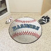 Retro Collection - 1989 - MLB - Seattle Mariners Baseball Mat 27