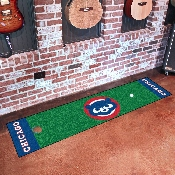 Retro Collection - 1990 - MLB - Chicago Cubs Putting Green Mat 18
